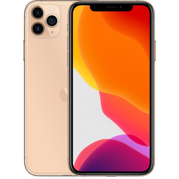 iPhone 11 Pro Max 256GB Gold - Front image