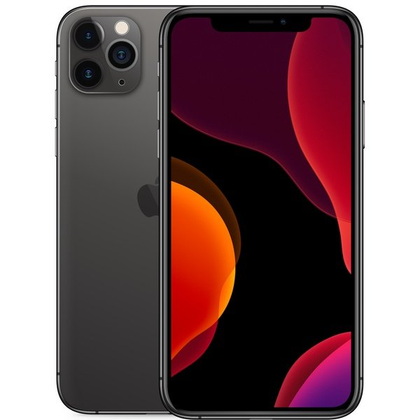 iPhone 11 Pro Max 64GB Space Gray - Front image