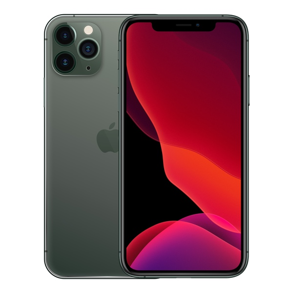 iPhone 11 Pro 512GB Midnight Green - Front image