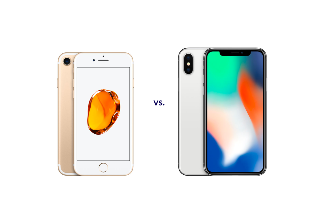 The Iphone X Vs Iphone 7 Which One Should You Choose Swappie