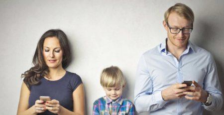 primo smartphone per figli