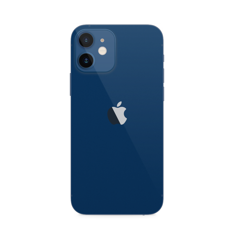 iPhone 12 mini 64GB Blå